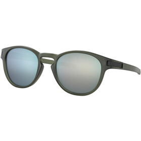 Oakley Latch Unisex Matte Olive Ink/Emerald Iridium